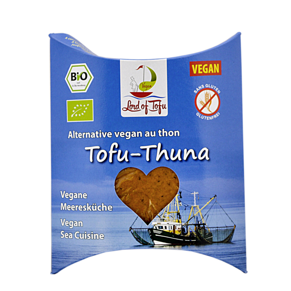 Lord of Tofu Tofu-Thuna, Bio, 110 g