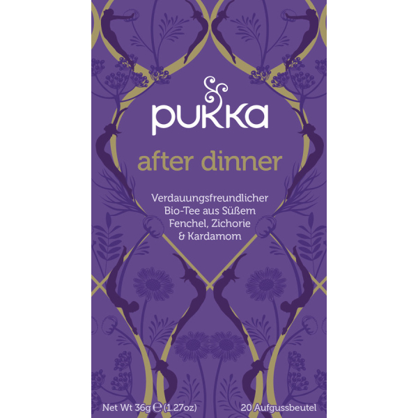 Pukka After Dinner, Bio, 20 x 1,8 g
